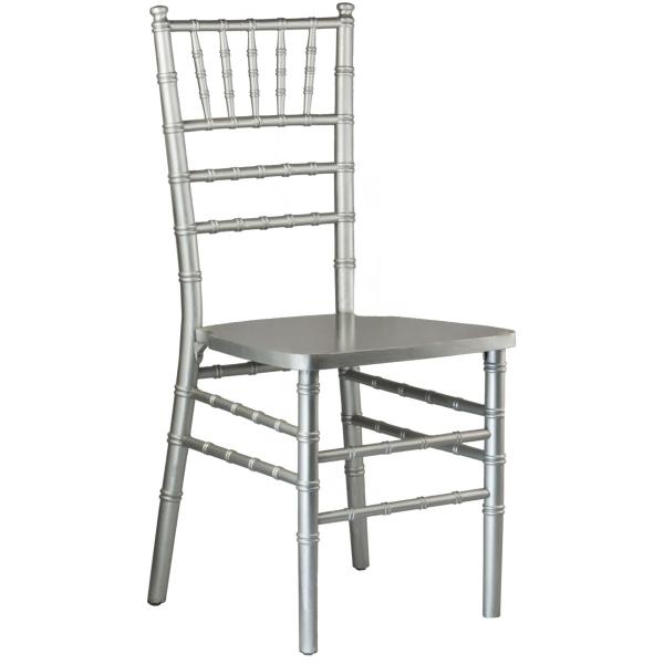 Silver-Chivari-Chair