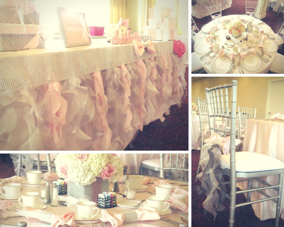 baby co themed baby shower luxe event linen