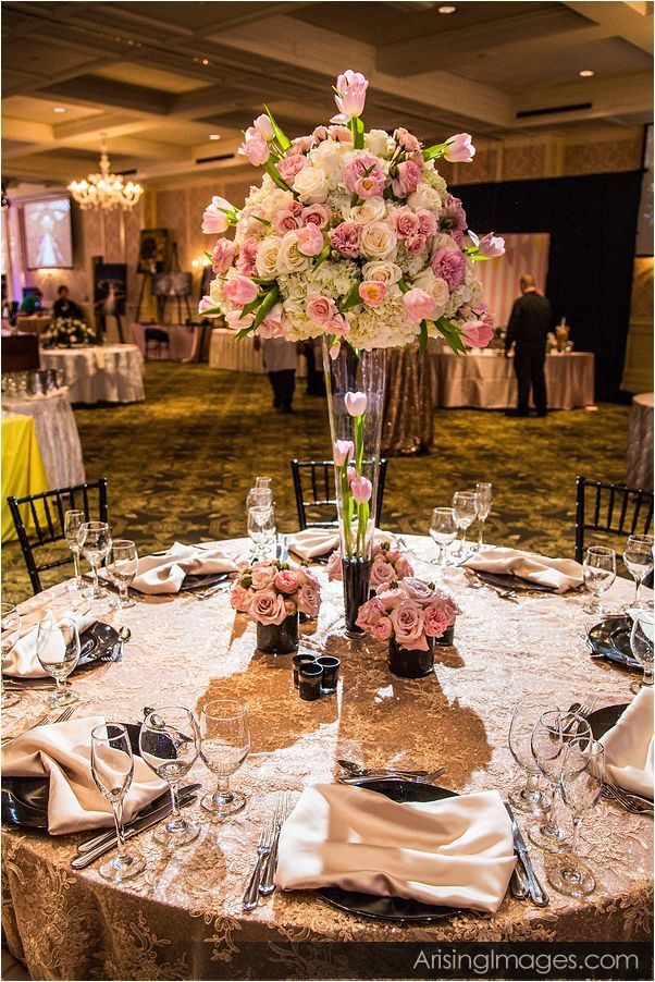 Luxe Event Linen at Ballroom Bliss