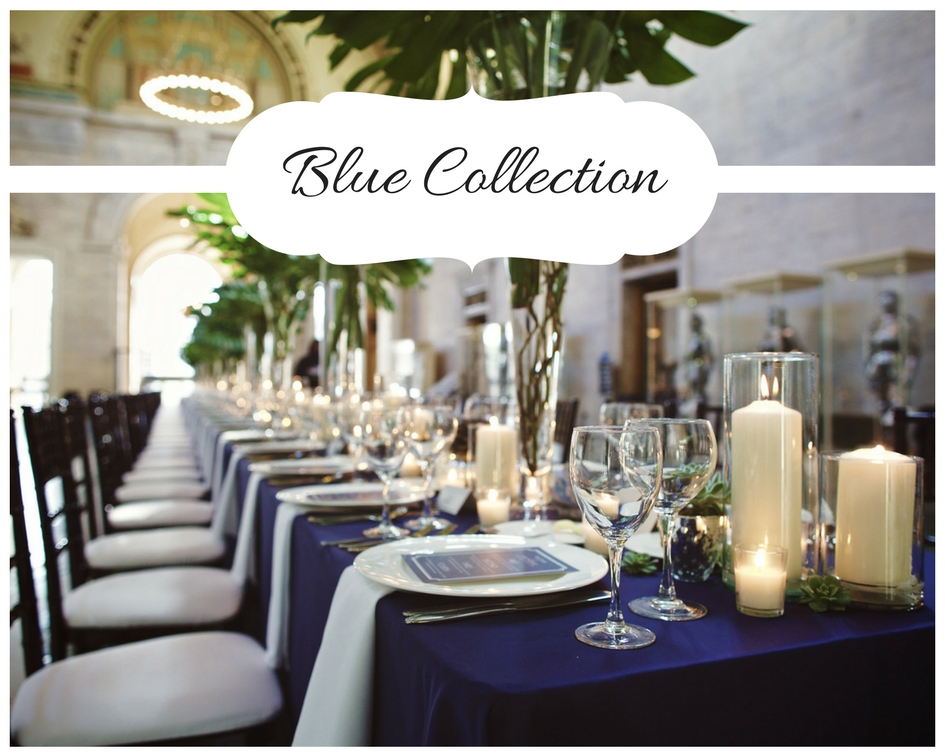 Blue Collection (Option 1)