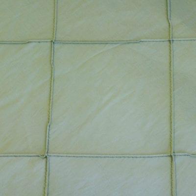 Celedon Pintuck Linen