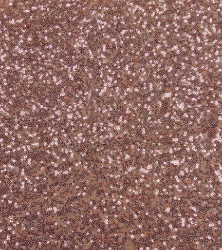 Champagne Giselle Sequin Linen (hint of rose gold)