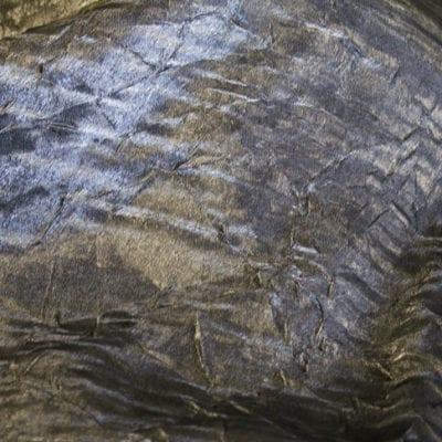 Charcoal Crush Linen