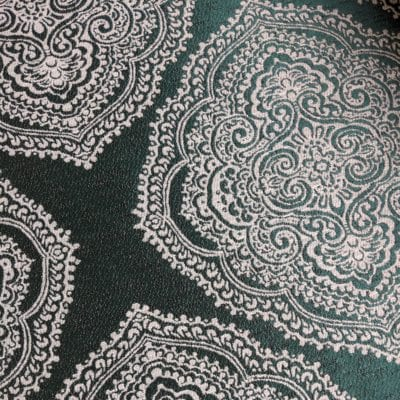Emerald Kennedy Linen Side B