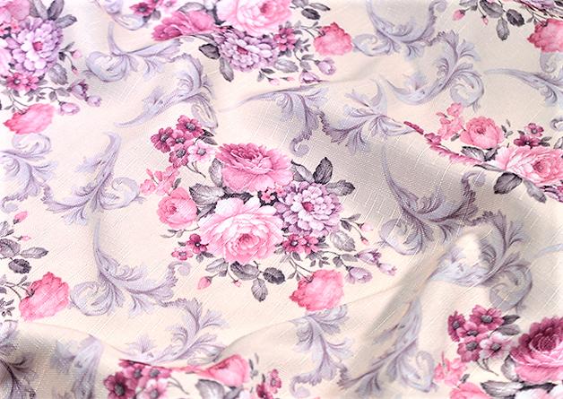 Blush Floral Napkin