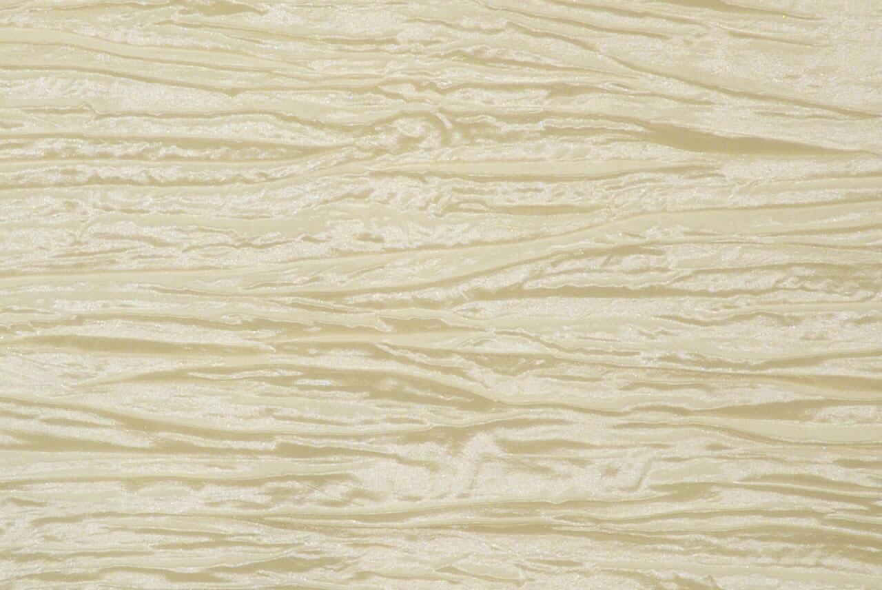 Ivory Crinkle Linen