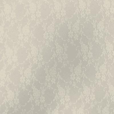 Ivory Lace Overlay
