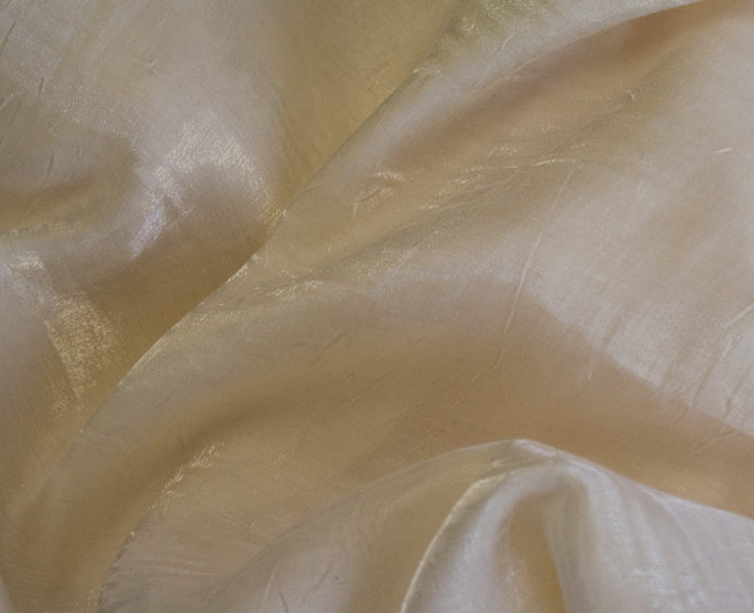 Ivory Crush Linen