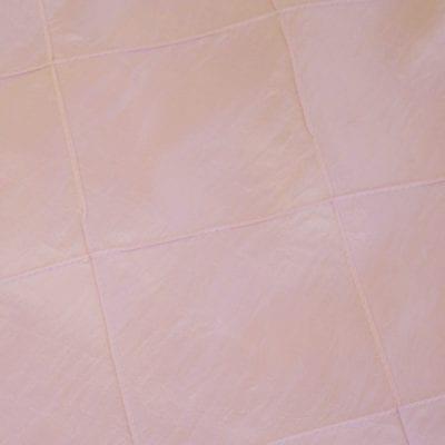 Light Pink Pintuck Linen