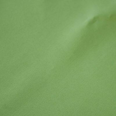 Lime Matte Satin Linen