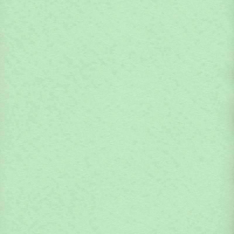 Mint Polyester Linen