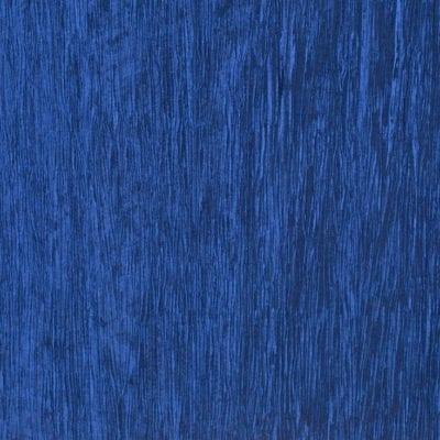 Navy Crinkle Linen