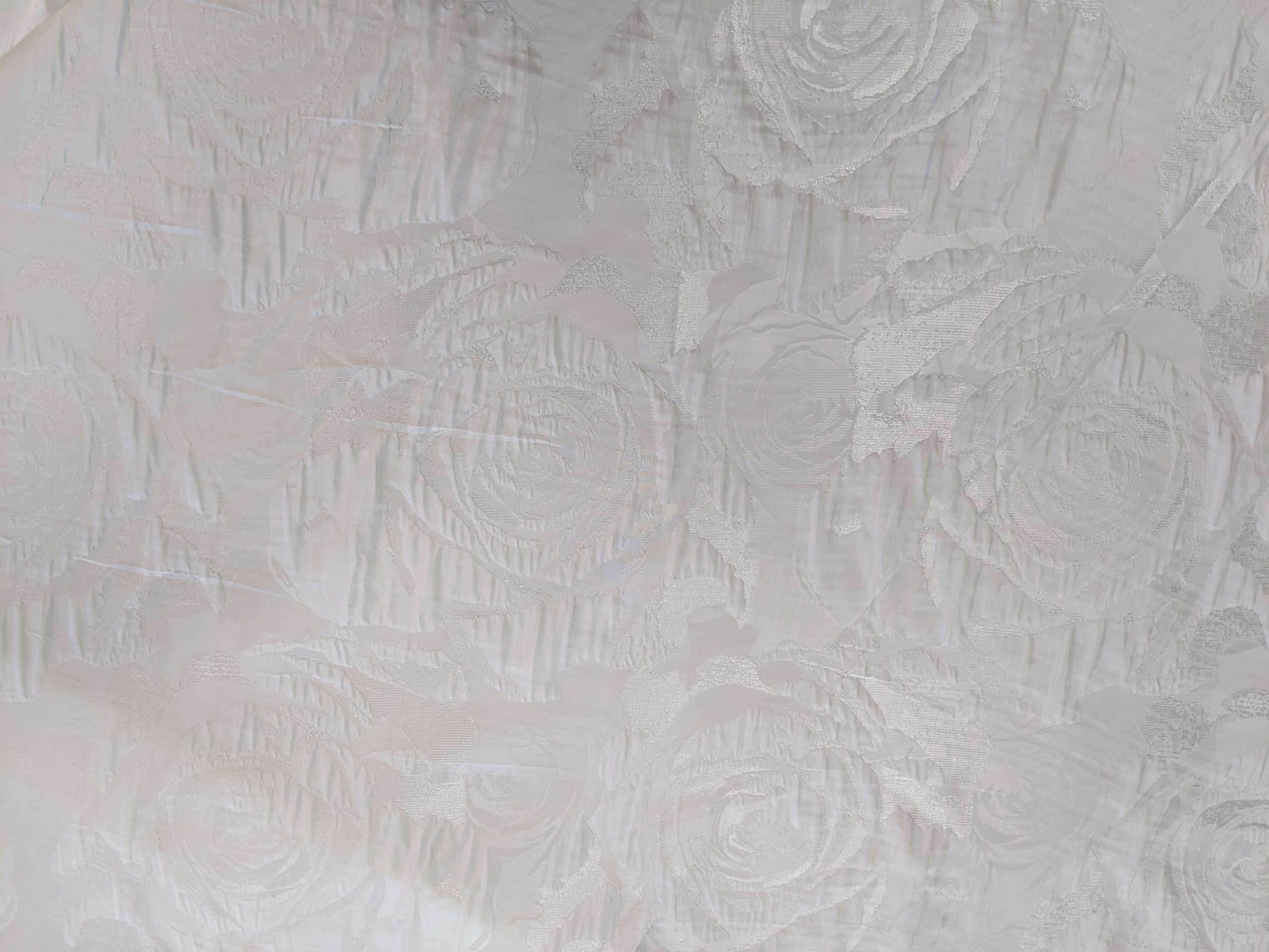 White French Rose Linen
