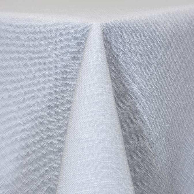 White Panama Linen