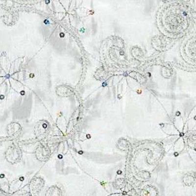 White Glam Linen