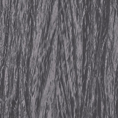 Charcoal Crinkle Taffeta Linen