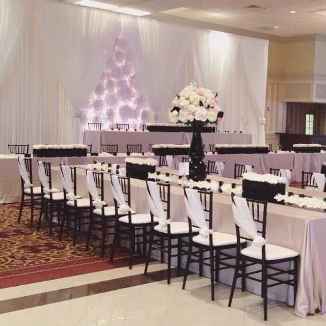 Wedding Furniture Rental in Michigan