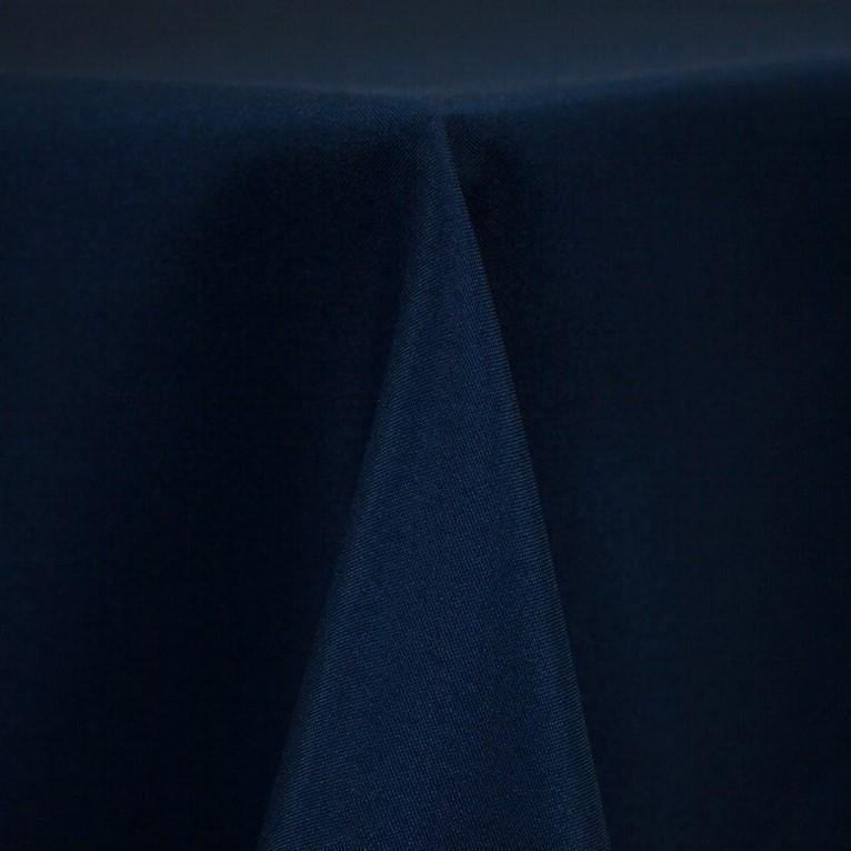 Navy Polyester