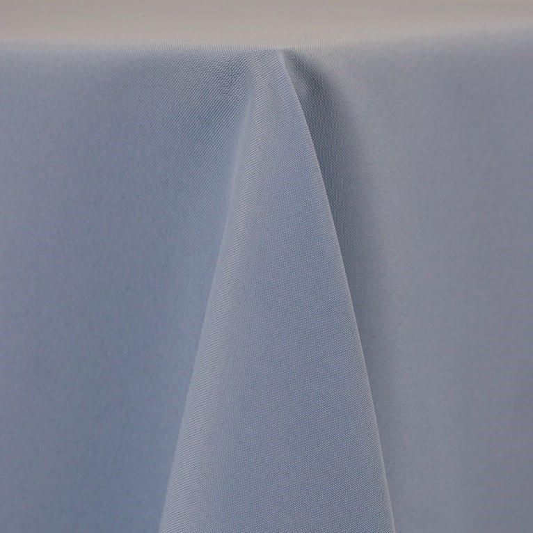 Powder Blue Polyester