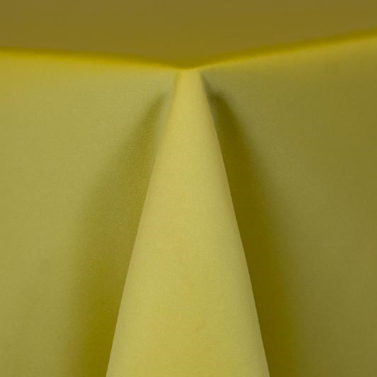 Yellow Matte Satin
