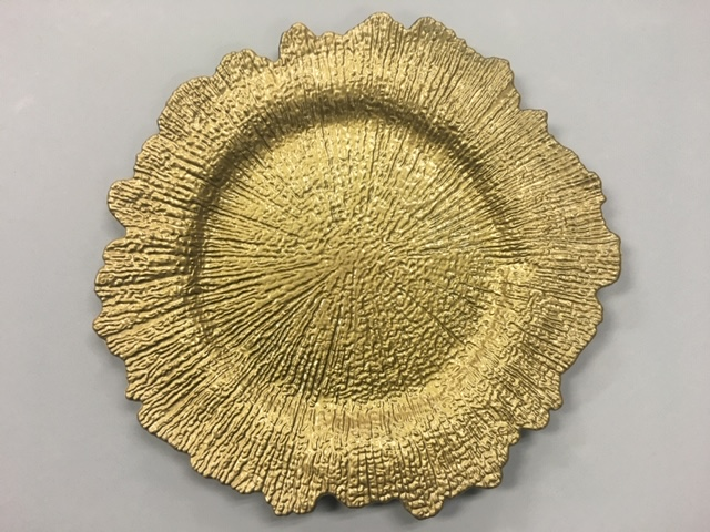 Gold Acrylic Star Burst