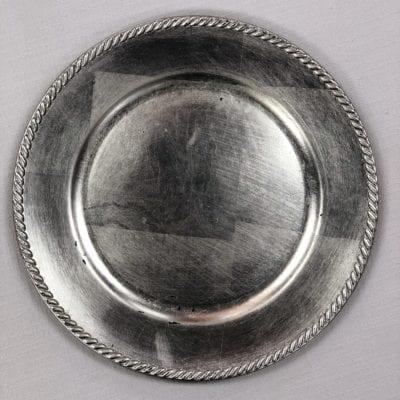 Platinum Braided