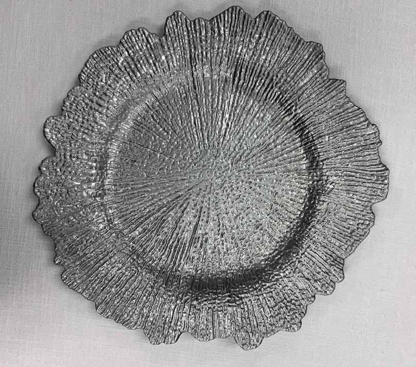 Silver Acrylic Starburst